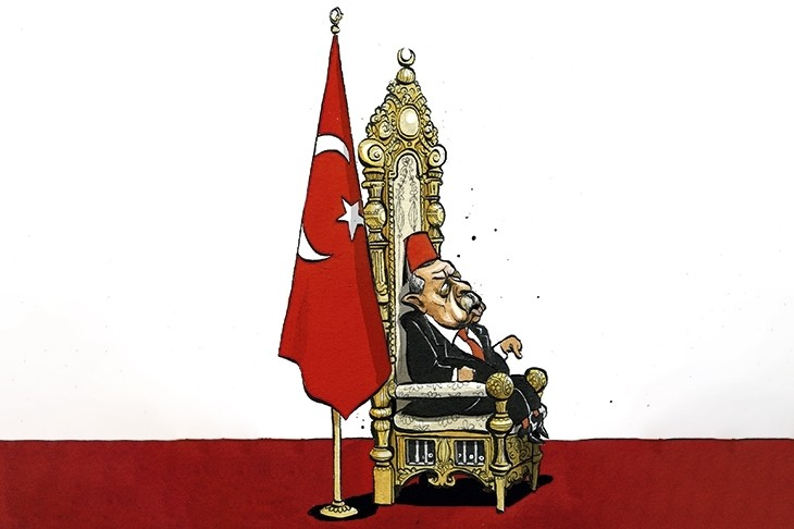 Erdogan's game: why Turkey has turned against the West | Spectator USA