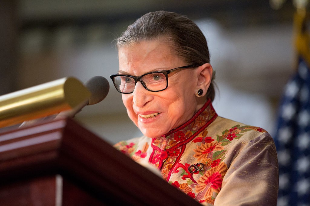 'Notorious RBG' and her triumph over tribalism | Spectator USA