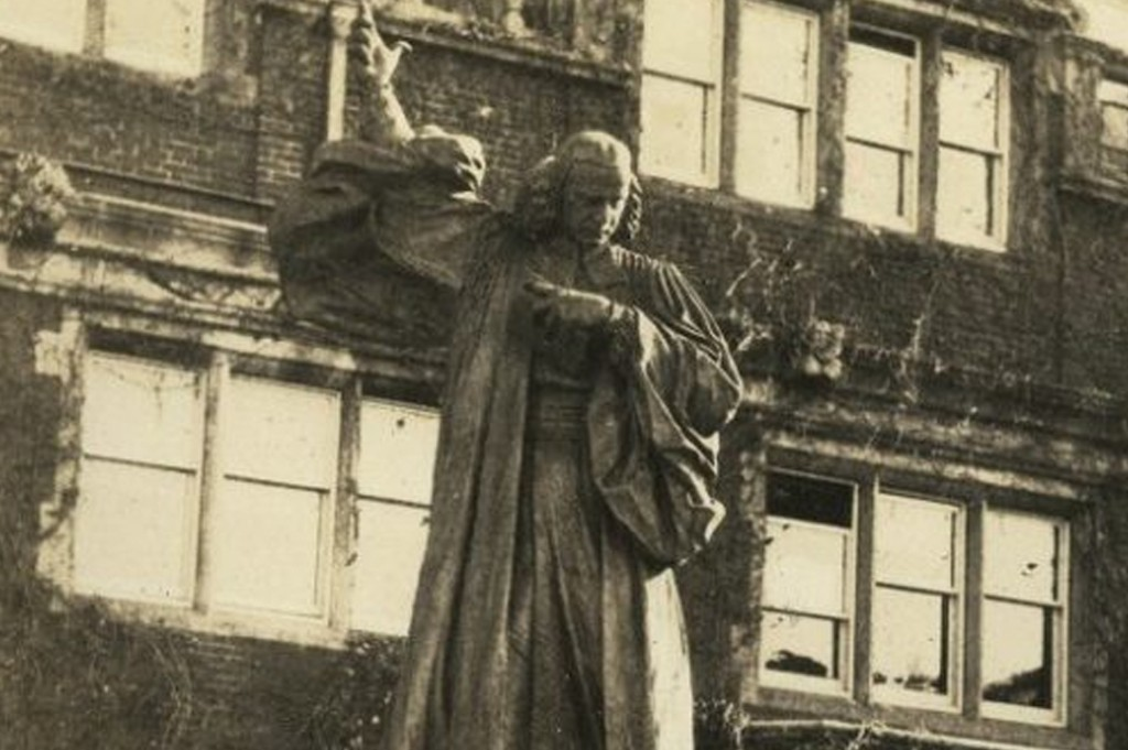 Penn will remove statue of George Whitefield | Spectator USA