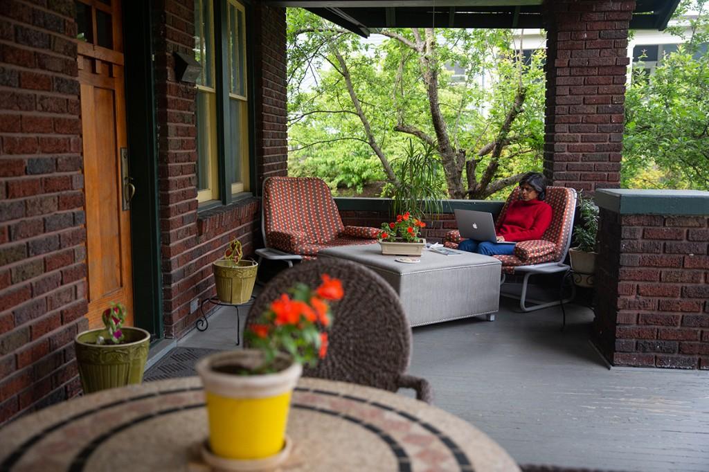 The renaissance of the porch   Spectator USA