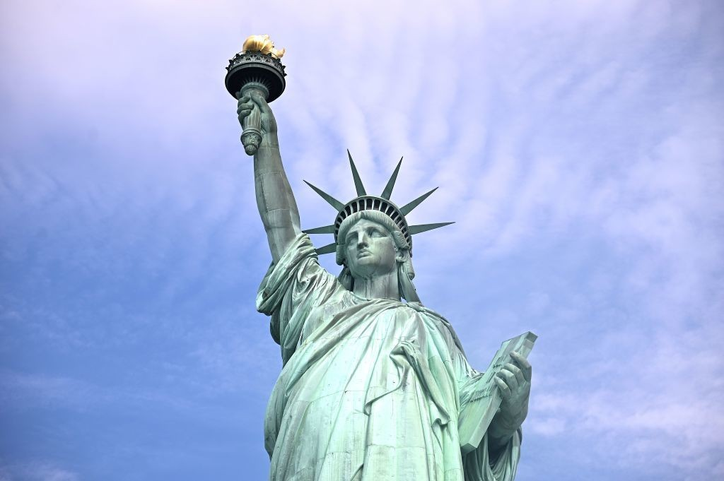 It's all relative with the Statue of Liberty | Spectator USA