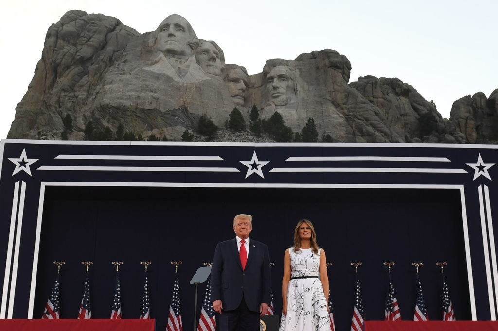 Trump takes on anti-nationalism | Spectator USA