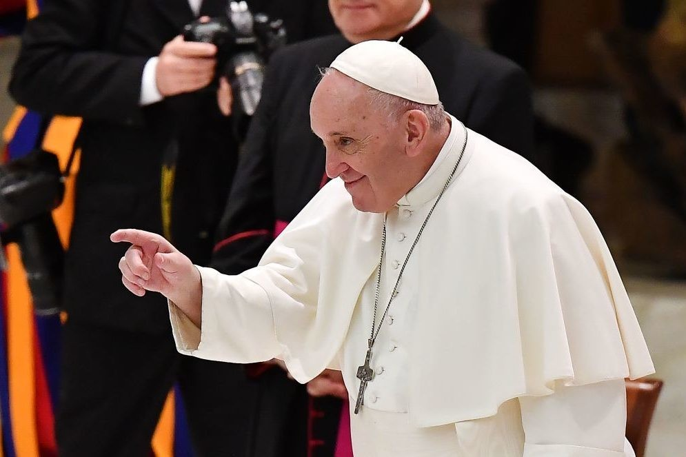 The Pope really doesn't like Republicans   Spectator USA