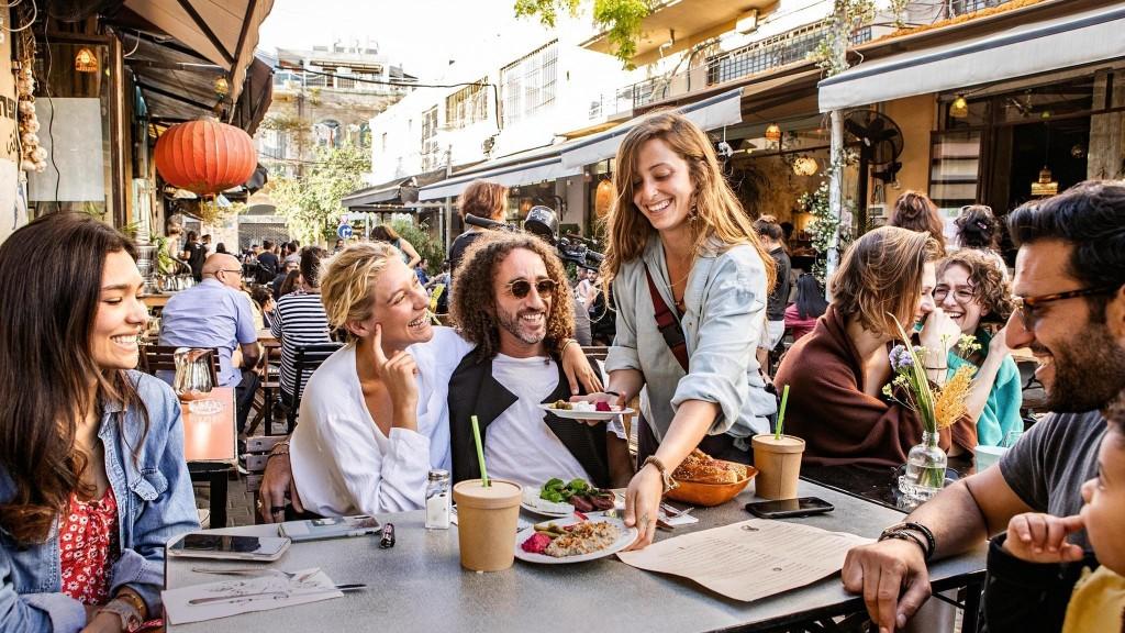 Einfach bunter essen – Streifzug durch das kulinarische Tel Aviv