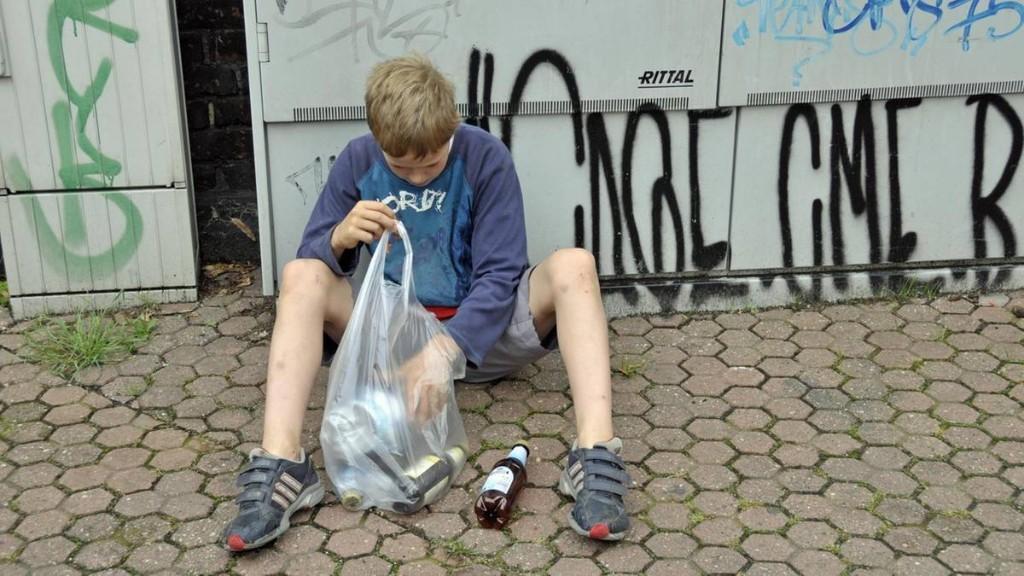 Straßenkinder in Berlin: Wenn dich keiner vermisst