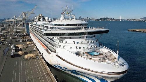 18 Schiffe betroffen: Princess Cruises setzt für 60 Tage alle Kreuzfahrten aus