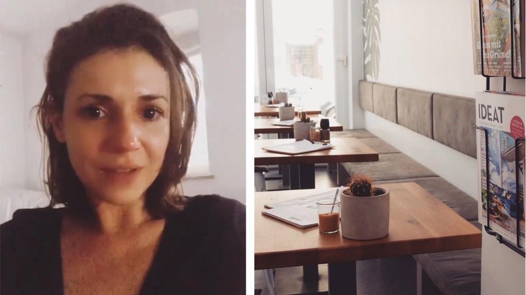 """Emotionaler Appell einer Cafe-Betreiberin: """"Hinter jedem Restaurant stehen Menschen"""""""