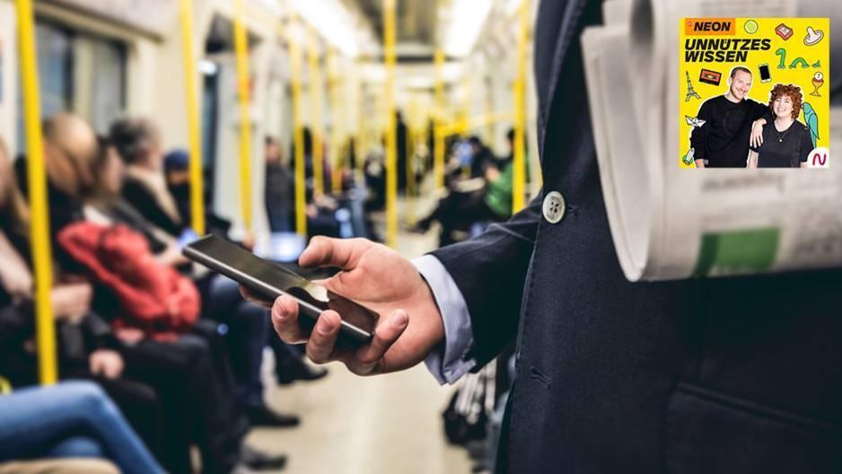 In deutschen Zügen werden jährlich etwa 20.000 Mobiltelefone vergessen