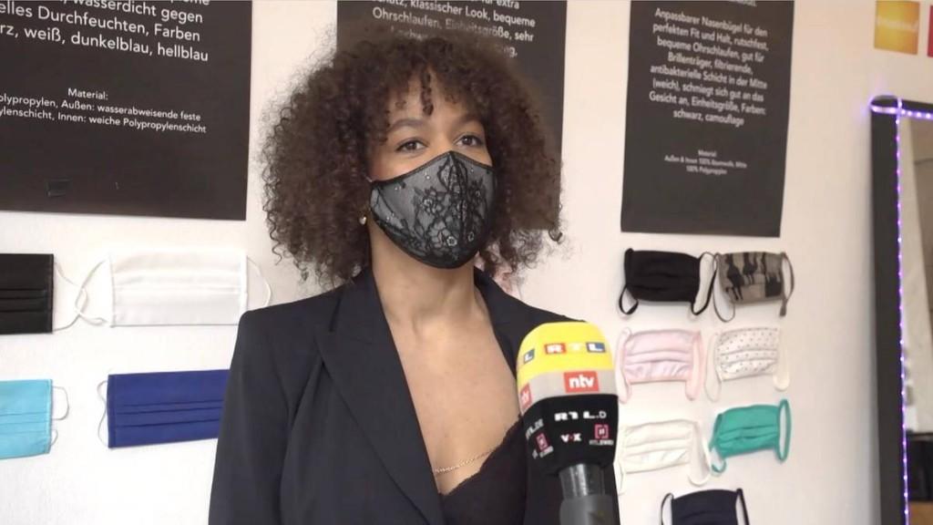 Boutique für Mundschutz: Köln eröffnet ersten Masken-Fashionstore
