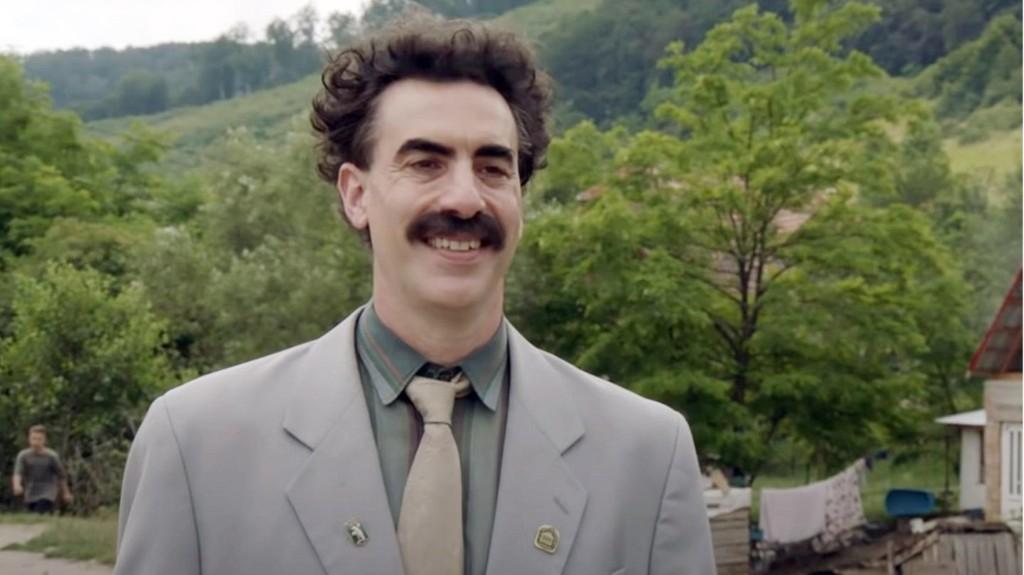 """Bald kommt """"Borat 2"""" – beim Dreh fürchtete Sacha Baron Cohen um sein Leben"""