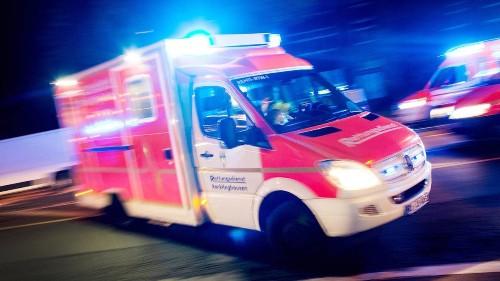 Hauseigentümer hatte zuvor den Kamin umgebaut: neun Verletzte nach Gasaustritt