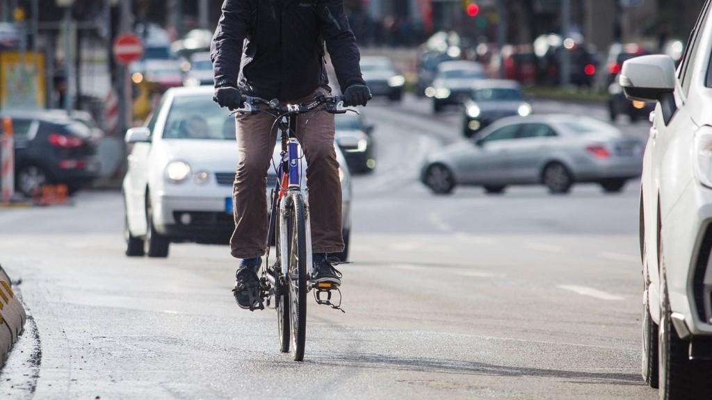 Polizei fordert Kennzeichen für Fahrräder in Berlin