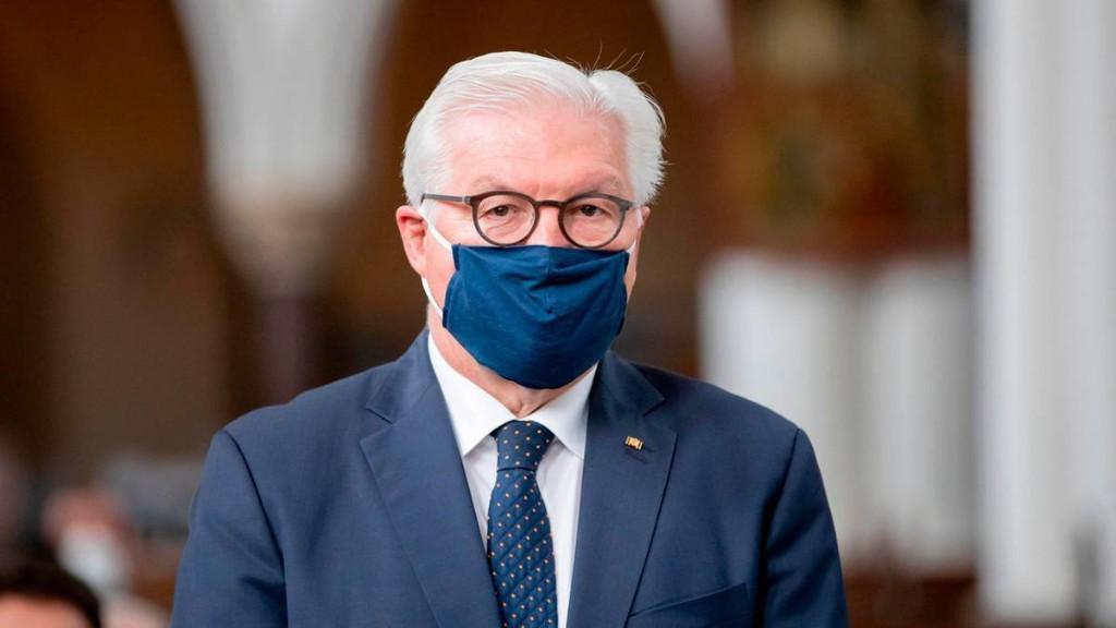 """Bundespräsident Steinmeier: """"Kritik ist nicht reserviert für Corona-freie Zeiten"""""""