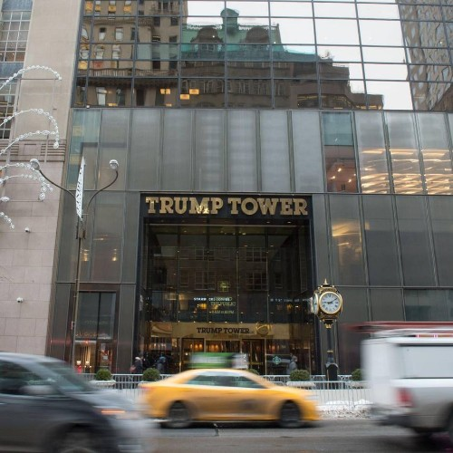 Online-Petition: Trump Tower in der Fifth Avenue: Zehntausende fordern Umbenennung der Straße nach Obama