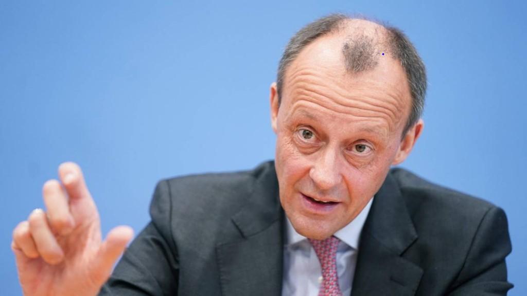"""Merz: """"Ich sehe Markus Söder nicht als einen Konkurrenten um die Kanzlerkandidatur"""""""
