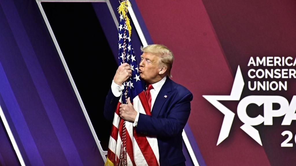 """Donald Trump will also """"patriotische Bildung"""" an Schulen. Aber warum?"""