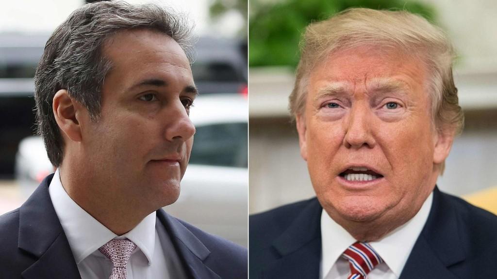 Lug, Betrug, Tyrannei und Golden Showers: Donald Trumps langjähriger Anwalt packt über den US-Präsidenten aus