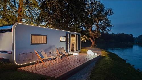 Camping mit Glamour: Dieses Luxus-Loft ist viel zu schade für den Campingplatz