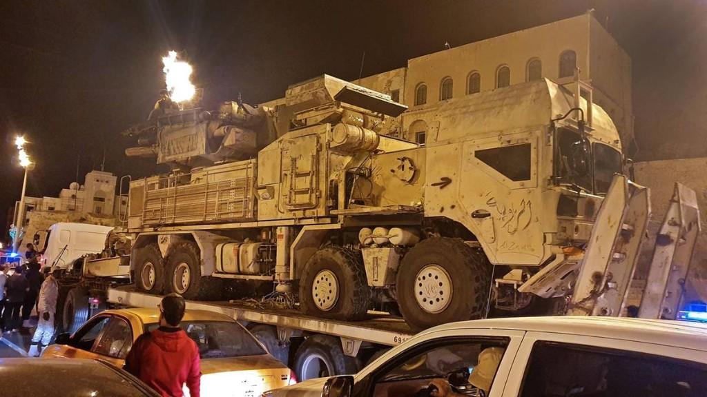 Außenministerium prüft: Militärtrucks der Marke MAN trotz Embargo in Libyen aufgetaucht