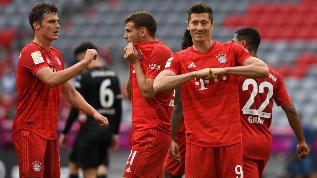 Lasst die Bayern endlich in der Superliga spielen - sie brauchen die Bundesliga nicht mehr
