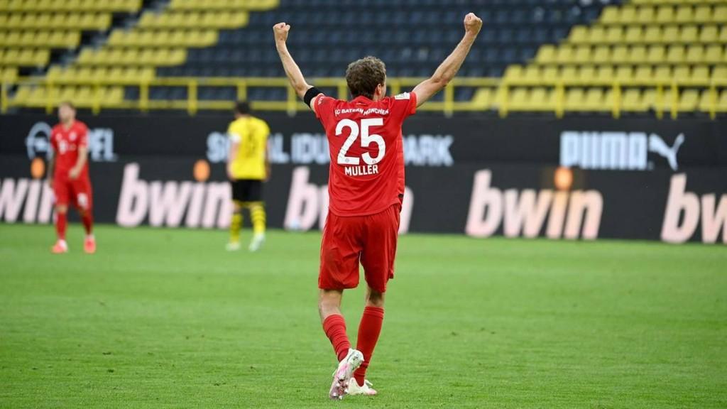 Die Welt hat auf dieses Spiel geschaut – und sie sah, wie langweilig die Bundesliga wirklich ist