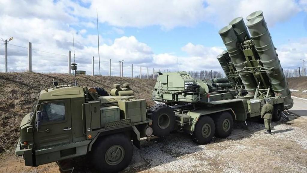 """Weltraumwaffe: Putins S-500 """"Prometheus"""" soll die Satelliten und Hyperschallraketen der USA zerstören"""
