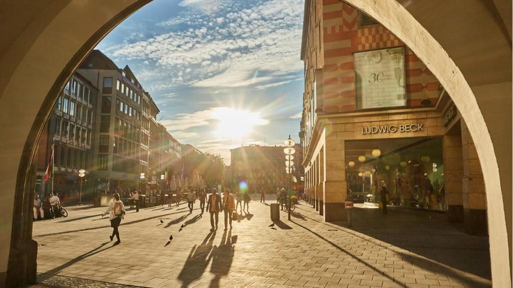 Shoppen in München: Hier müssen Sie hin