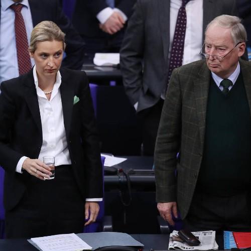 Bundesparteitag: Die AfD droht mit dem Dexit - so radikal ist der Leitantrag zur Europawahl
