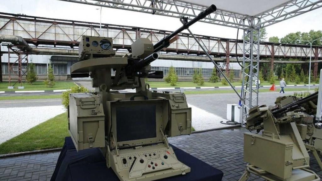 Kalaschnikows neuer Kampfroboter entscheidet selbst, ob er schießt - oder nicht