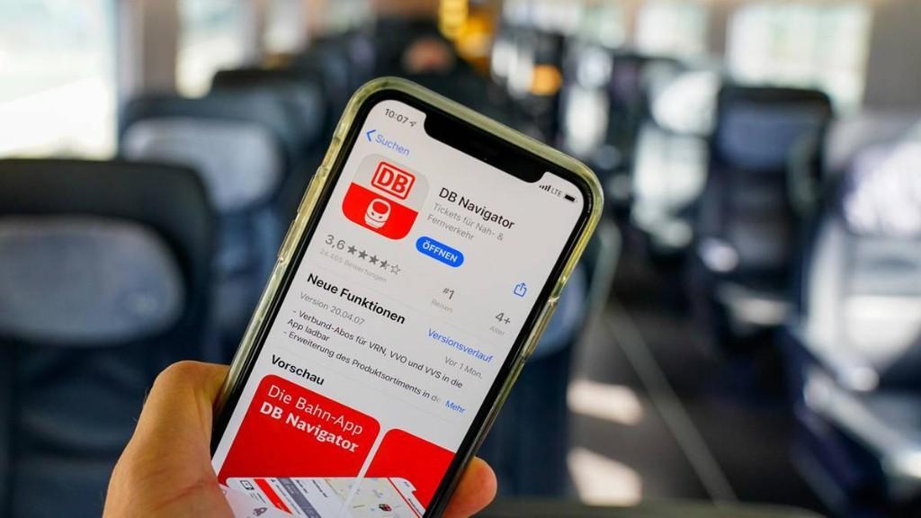 Deutsche Bahn: Kunden können künftig online die Auslastung ihres Zugs prüfen