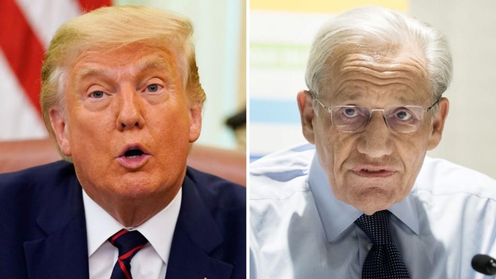"""""""Die Beweise sind überwältigend"""": Woodward zofft sich mit Moderatorin wegen seiner Kritik an Trump"""