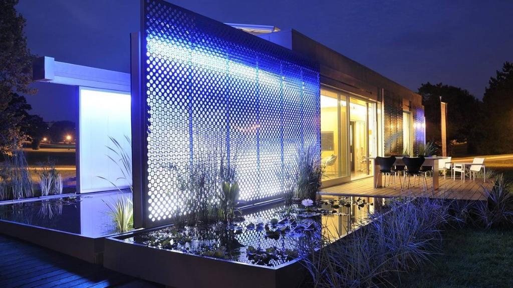 Das Haus für den Klimawandel: Es bietet flexible Räume, spart Strom, Wasser und schützt vor Hitze