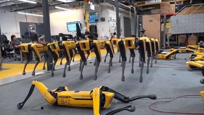 Boston Dynamics Roboter ist nun offiziell auf dem Markt – für 75.000 Dollar