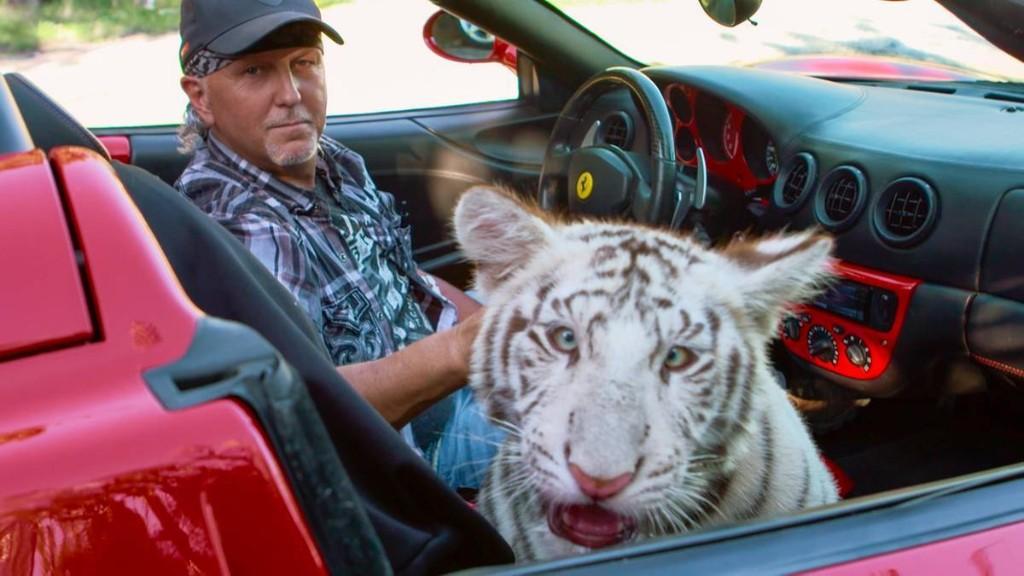 """Gute Nachricht für """"Tiger King""""-Fans: Jeff Lowe kündigt Nachschub an"""