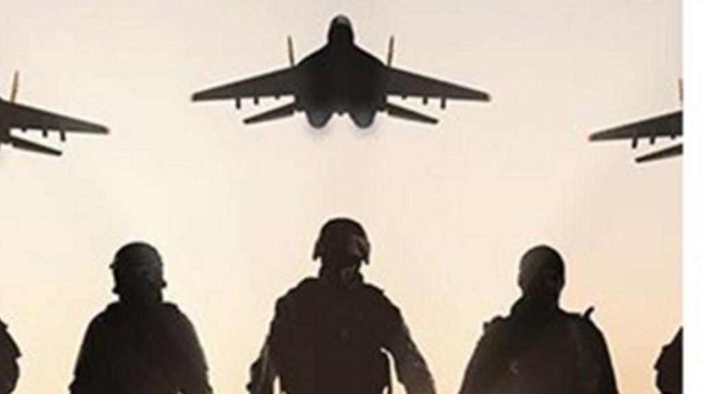 Trump will Wahlkampf-Werbung mit seinem Militär machen – und zeigt stattdessen Russen-Jets