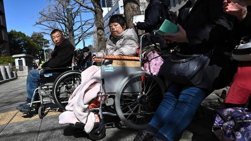 19 behinderte Menschen ermordet: Japaner zum Tode verurteilt