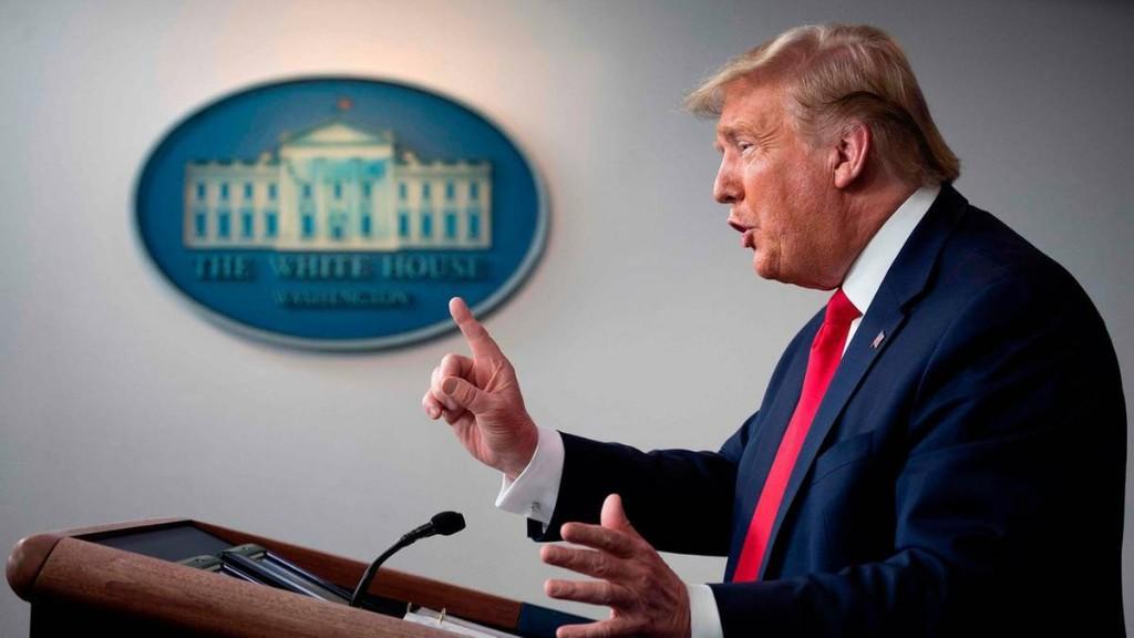 Die haarsträubendsten Aussagen von Donald Trump in der Coronakrise