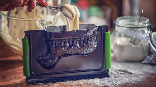 Fast zu schön zum Essen: So backen Sie ein traditionelles Osterlamm