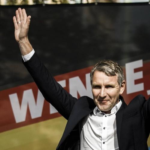 """Sein """"Flügel"""" gewinnt an Einfluss: Machtkampf um Björn Höcke: Kandidiert der AfD-Rechtsaußen für die Parteispitze?"""