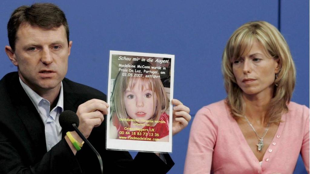 Fall Maddie McCann: Ermittlungen gegen Deutschen wegen Mordverdachts
