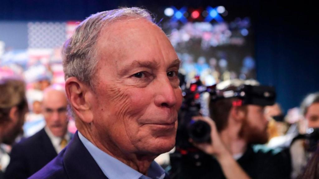 Milliardär Bloomberg zahlt für 32.000 Straftäter Bußgelder, damit die im November wählen dürfen