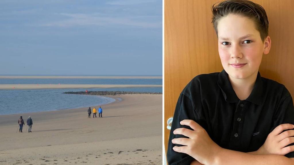 Willi ist 12 und macht Urlaub auf Borkum. Dann wird er an der Trampolinanlage Zeuge eines Verbrechens
