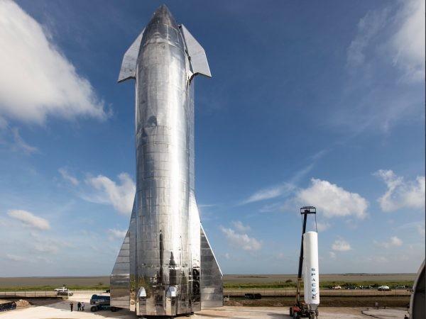 2カ月以内に離発着の試験開始! SpaceXが宇宙船「Starship」を公開 | Techable(テッカブル)