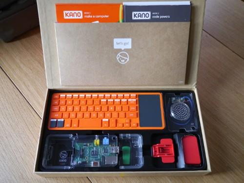 在 Kickstarter 融资 150 万美元的 Kano 已将第一批 18000 台编程学习套件发货
