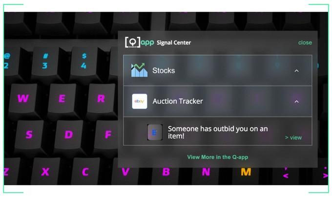 机械键盘制造商 Das Keyboard 推出支持 IFTTT 的云智能键盘