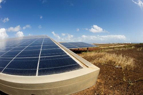 SolarCity 发布模组转化效率达 22%的太阳能面板