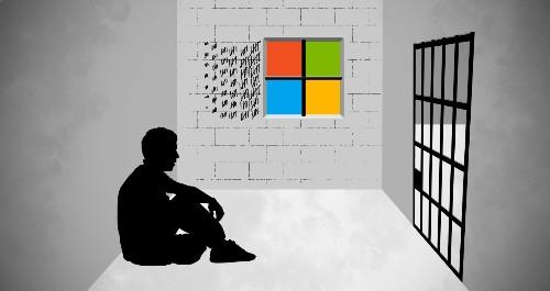 免费下载的 Windows 镜像为何成为 15 个月牢狱之灾的犯罪证明