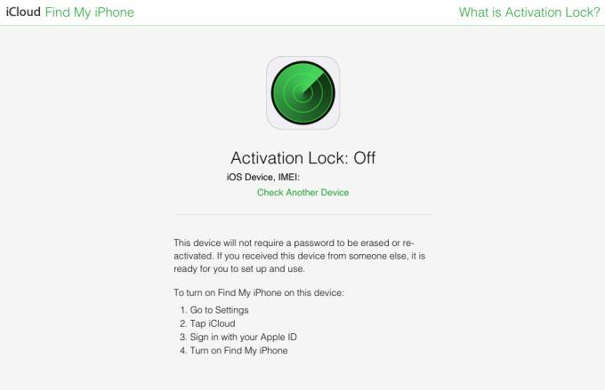 苹果推新工具:购买二手 iPhone 前可知它是否属于被窃物品