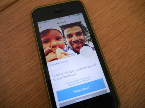 GetReal:别发短信了,直接见面吧