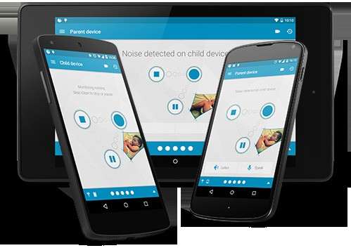 Dormi:将安卓智能手机或平板电脑变成婴儿监控器